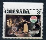 Stamps Grenada -  blanca nieves y los siete enanitos