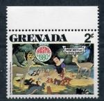 Stamps America - Grenada -  Blanca Nieves y los siete enanitos