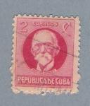 Sellos de America - Cuba -  Máximo Gomez