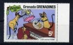 Stamps Grenada -  la dama y el vagabundo