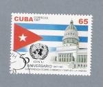 Stamps Cuba -  Conferencia sobre comercio y empleo. La Habana