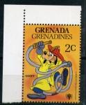 Sellos de America - Granada -  U.N.I.C.E.F.