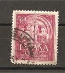 Sellos de Europa - España -  Varios.