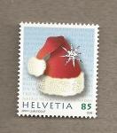 Sellos de Europa - Suiza -  Navidad 2009