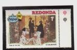 Stamps America - Antigua and Barbuda -  101 dalmatas