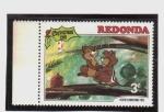 Stamps America - Antigua and Barbuda -  Navidad