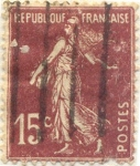 Stamps Europe - France -  Republique française