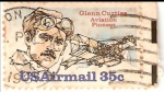 Stamps United States -  GLENN CURTISS AVIATION PIONNER