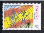 Sellos del Mundo : Europa : España : Edifil  3626  50º Aniver. de la Unión de Radioaficionados Españoles.