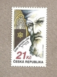 Stamps Europe - Czech Republic -  Rabino Yehuda Low