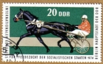 Stamps Germany -  Congreso Internacional de Hipica