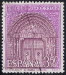 Stamps Spain -  Edificios y monumentos