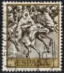 Stamps Spain -  Escenas