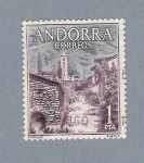 Stamps Andorra -  Canillo