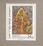 Stamps Europe - Czech Republic -  Pintura indonesia, Bali