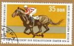 Stamps Germany -  Congreso Internacional de Hipica