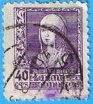 sellos de Europa - España -  Isabel la Catolica