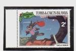 Sellos de Europa - Turks y Caicos -  tio remus