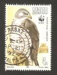 Sellos de Europa - Malta -  rapaces diurnas, pernis apivorus
