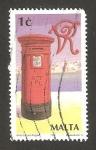 Stamps Malta -  buzón de correos