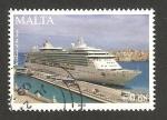 Stamps Europe - Malta -  cruceros, brillo de las aguas