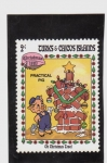 Stamps Europe - Turks and Caicos Islands -  navidad