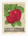 Stamps Lebanon -  Furtas