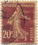 Stamps France -  Republique française