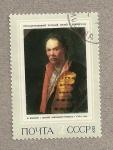 Sellos de Europa - Rusia -  Retrato