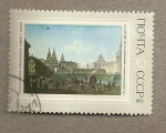 Stamps Russia -  Moscú en 1811