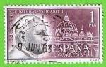 Stamps : Europe : Spain :  Juan XXIII