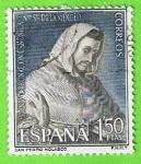 Stamps : Europe : Spain :  San Pedro Nolasco