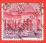 sellos de Europa - España -  Al ahbra d´Granada