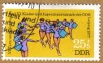Sellos de Europa - Alemania -   Leipzig Deportes