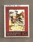 Stamps North Korea -  Conquistadores del mar:Magallanes