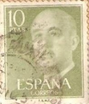 Stamps Spain -  ESPAÑA