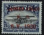 Sellos de America - Bolivia -  Conmemoracion del Vuelo del Graf Zeppelin a sud America