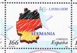 Sellos de Europa - España -  Edifil  3633  Paises del Euro.