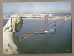 Stamps Europe - Portugal -  Monumento a Cristo Rey