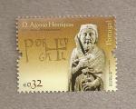 Stamps Portugal -  900 años del nacimiento de Alfonso Enriquez