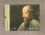 Sellos de Europa - Portugal -  Beato Nuno de Sta. María