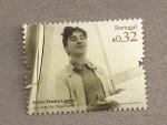 Stamps Portugal -  100 Aniv nacimiento de Soeiro Pereira, pintor