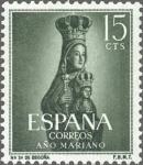 Sellos de Europa - España -  ntra.sra. de begoña,bilbao