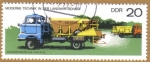 Stamps Germany -  Agricultura Maquinaria