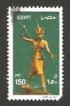 Sellos de Africa - Egipto -  Imagen