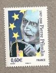 Sellos de Europa - Francia -  Pierre Pflimlim