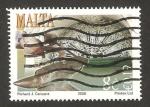 Stamps Europe - Malta -  artesanía de Malta, orfebrería