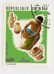 Stamps Africa - Mali -  Le Potier