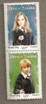 Sellos de Europa - Francia -  Compañeros Harry Potter