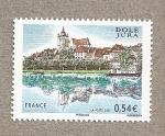Stamps France -  Dole Jura
